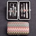 Chevron manicure set